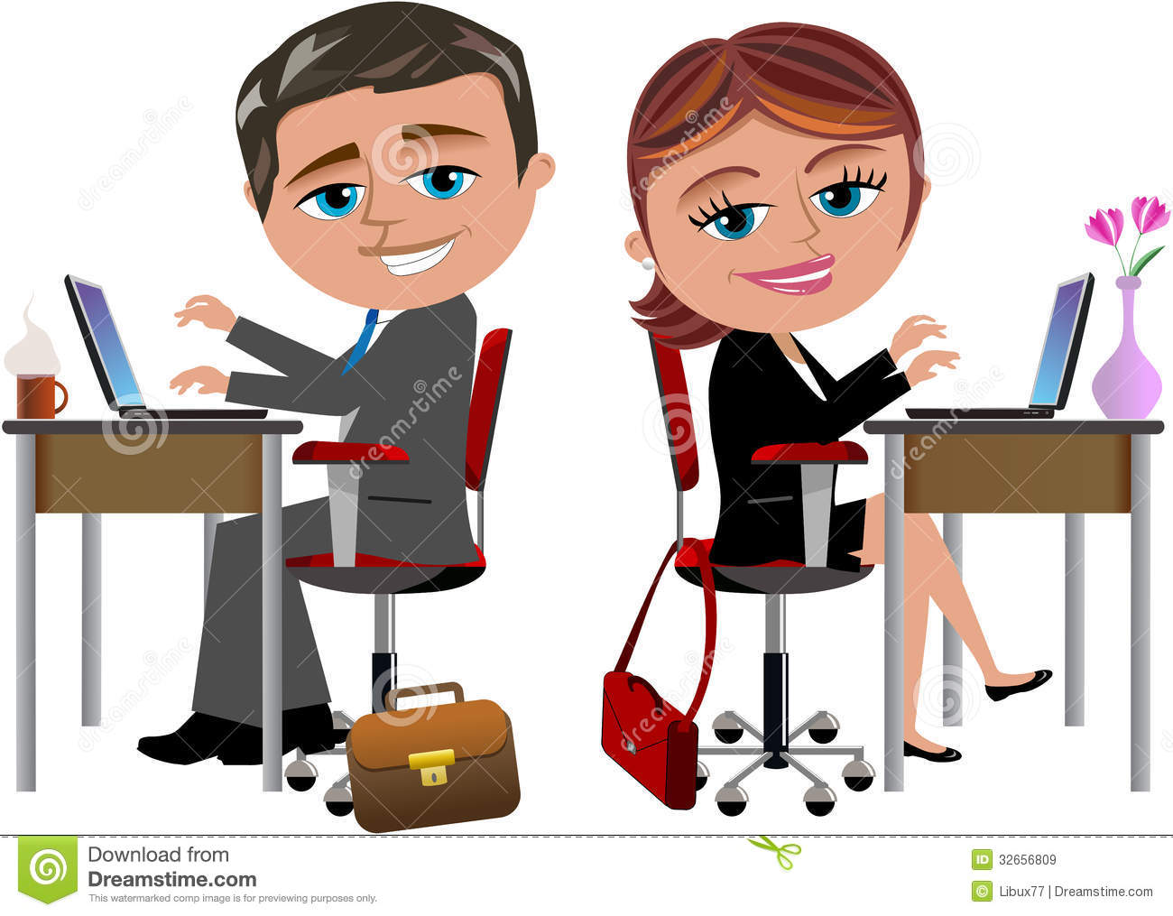 happy colleagues working at clipart panda free clipart images rh clipartpanda com hardworking clipart clipart working man