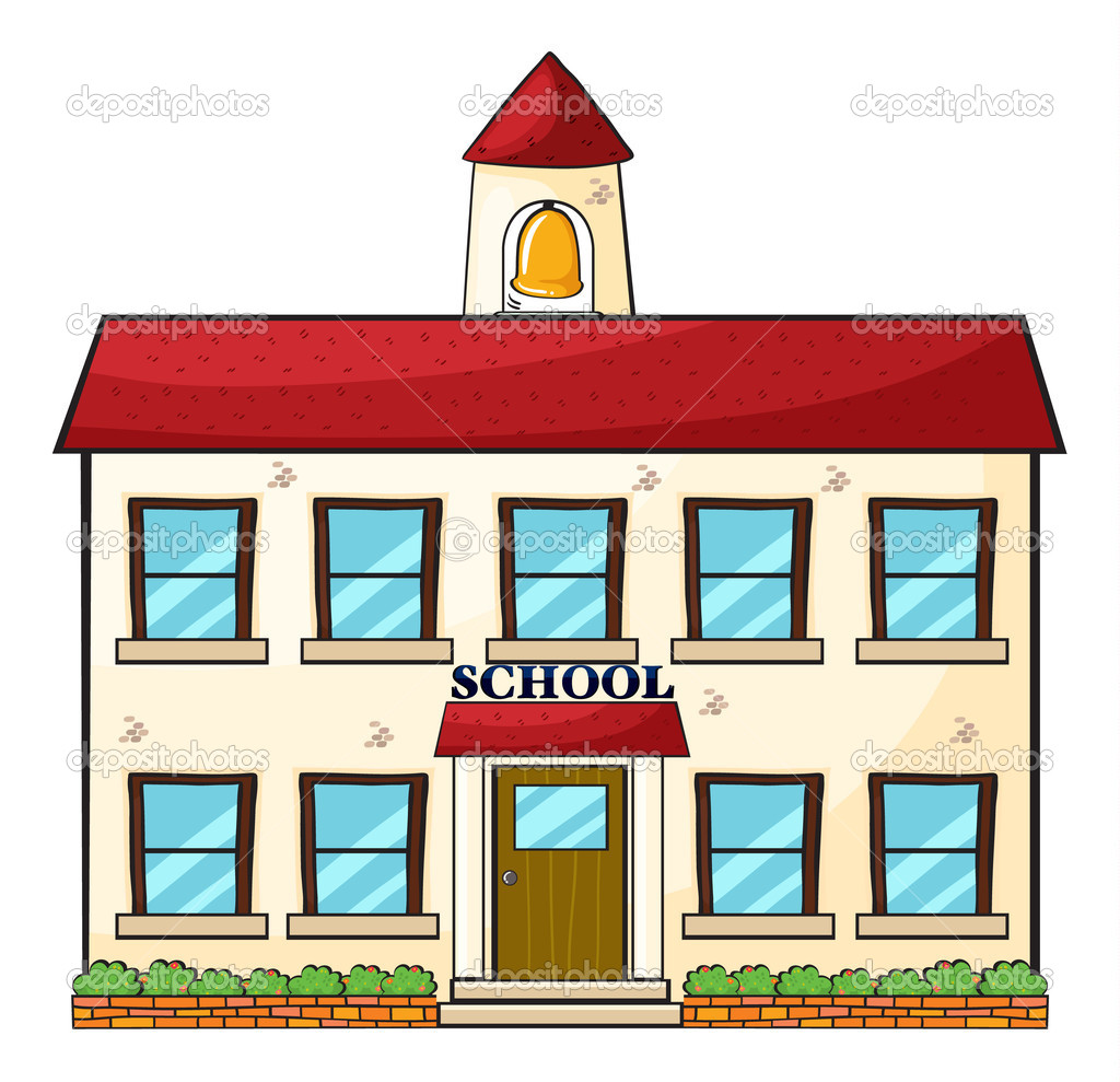 College Building Drawing Clipart Panda Free Clipart Images