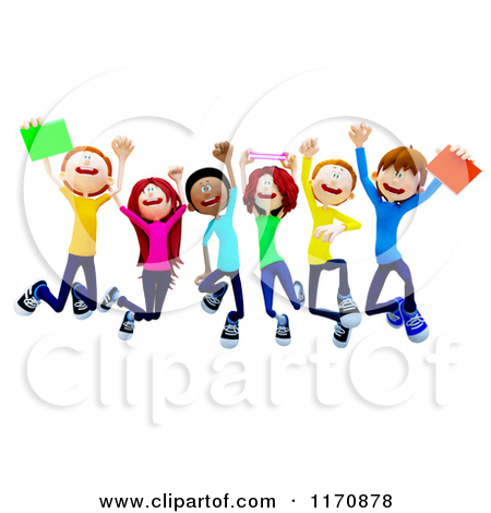 Group Of Friends Hugging Clipart | Clipart Panda - Free Clipart Images