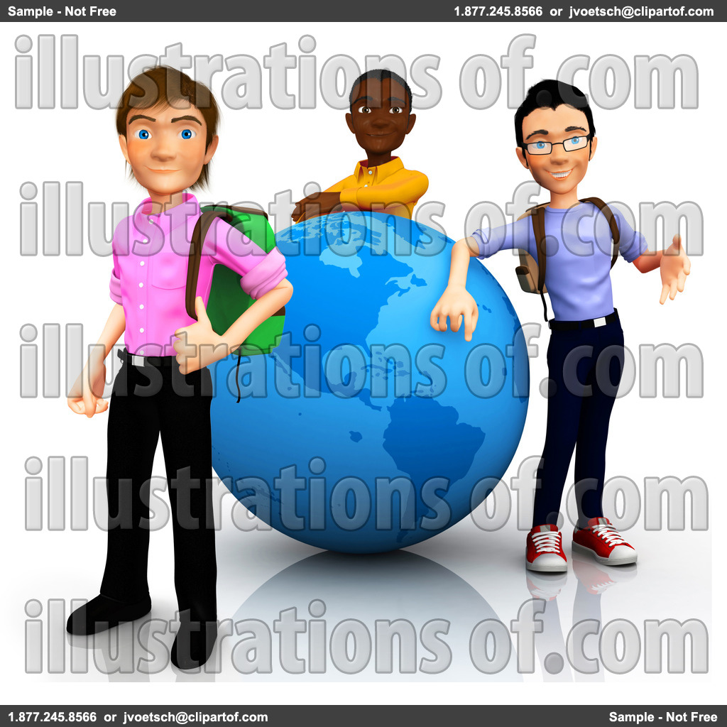 College Student Clipart Black And White | Clipart Panda ...