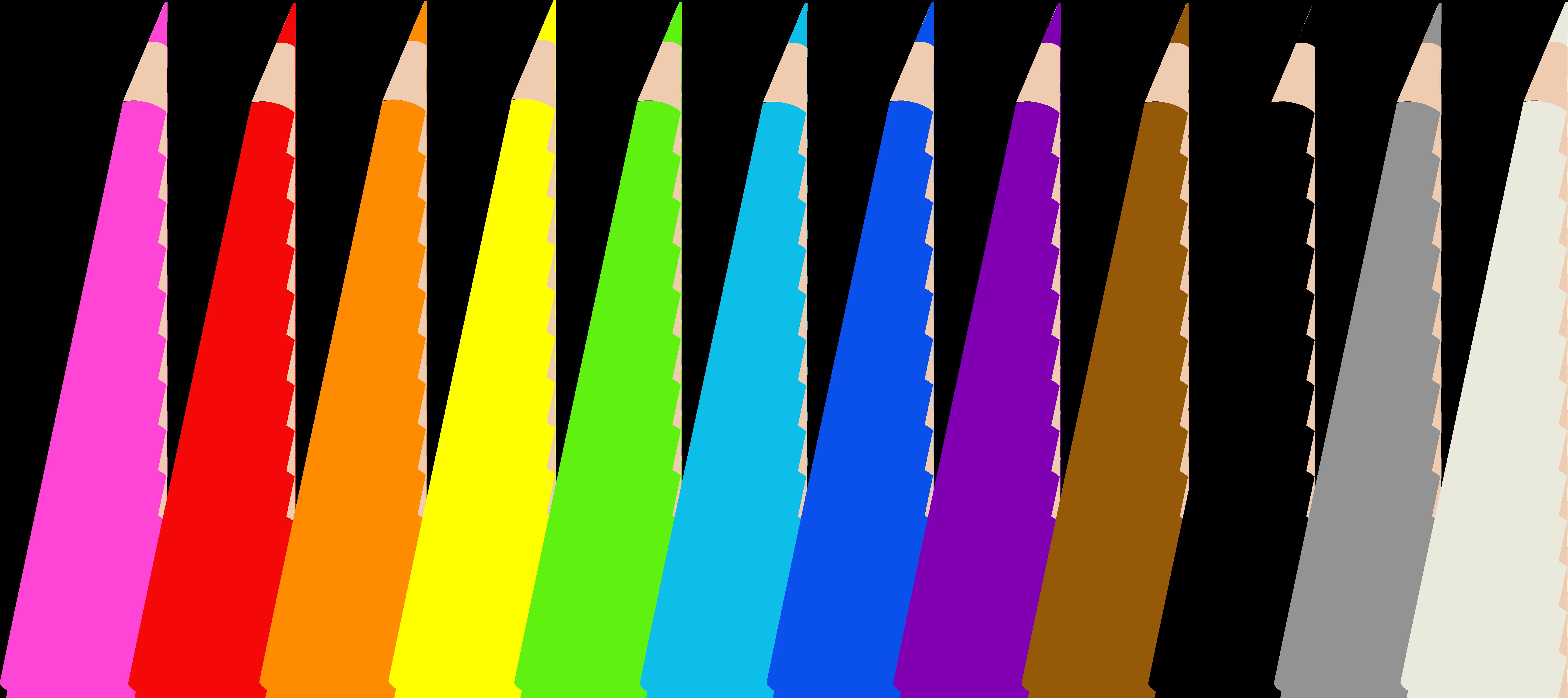 Pencil Border Clipart | Clipart Panda - Free Clipart Images