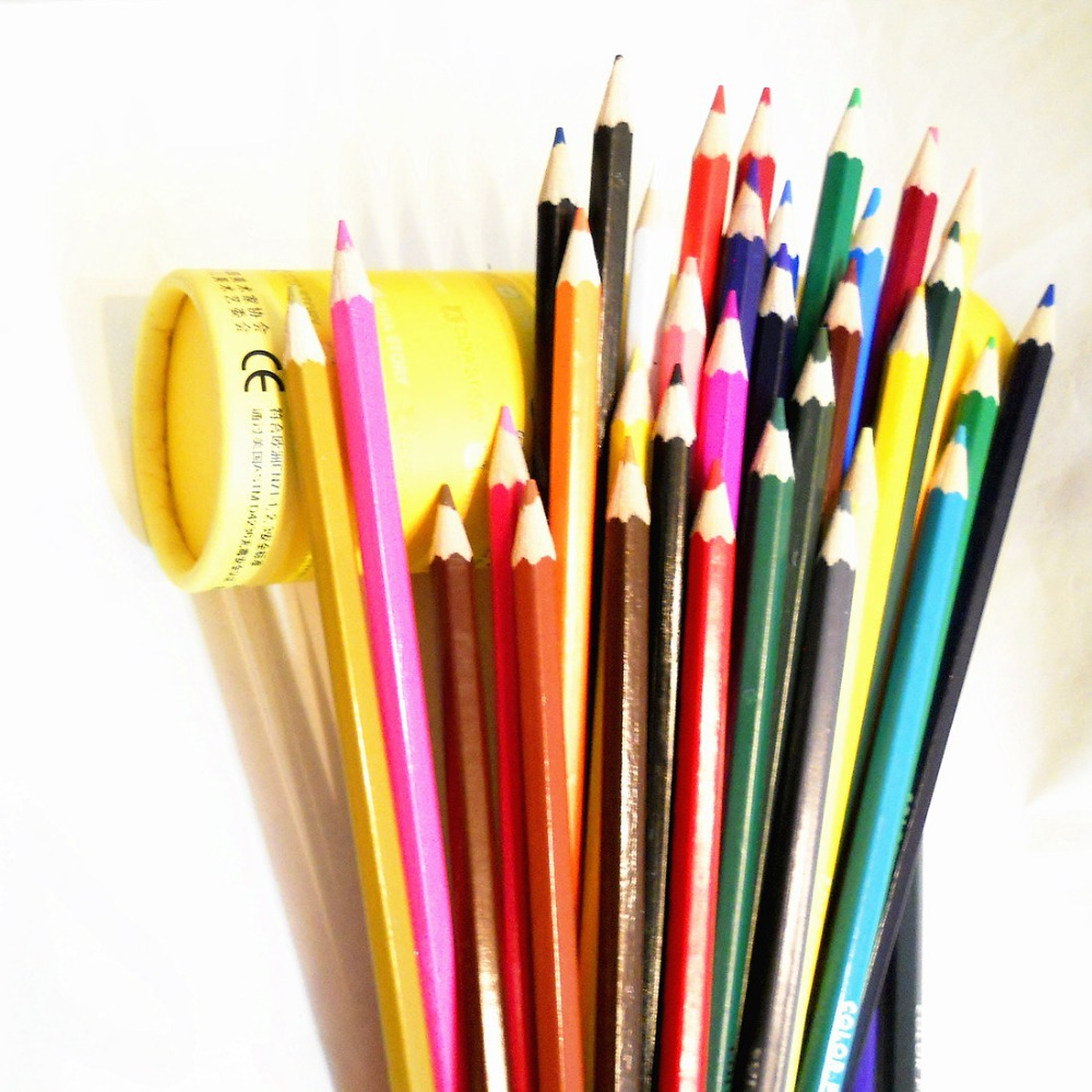 Colored Pencils Drawings | Clipart Panda - Free Clipart Images
