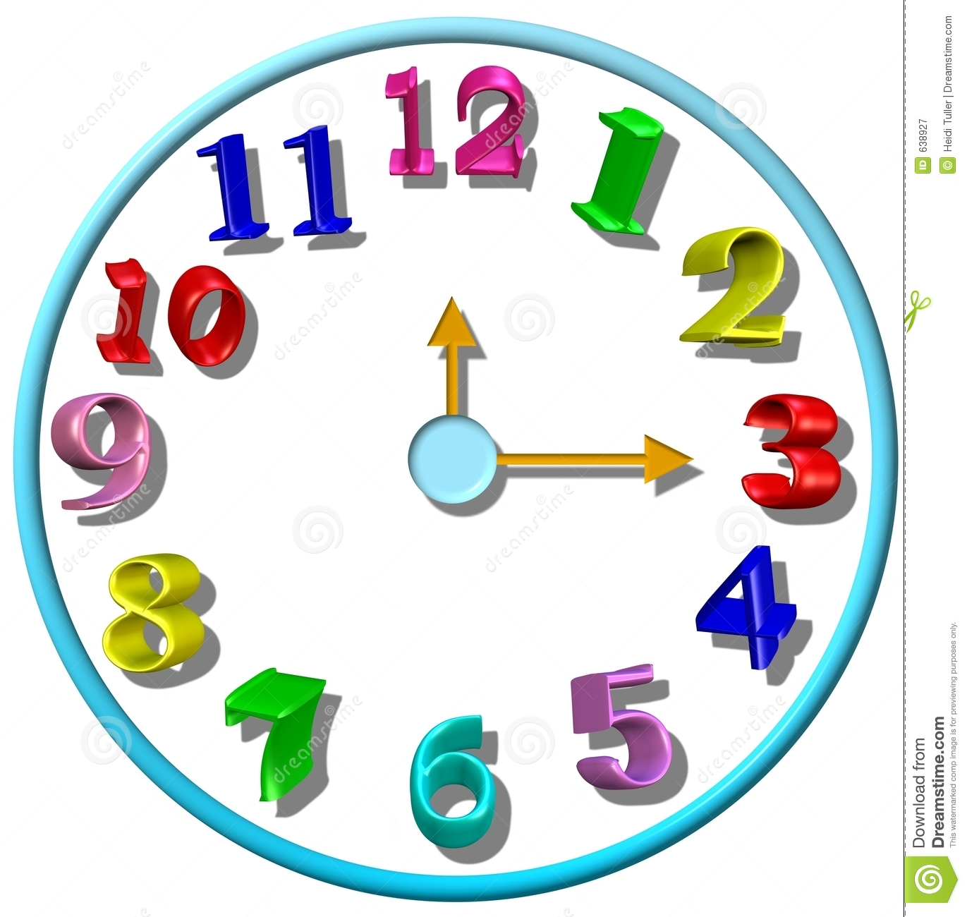 Clock Clipart For Kids | Clipart Panda - Free Clipart Images: www.clipartpanda.com/categories/clock-clipart-for-kids