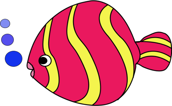 Colorful fish clipart clipart panda free clipart images for Fish clipart images