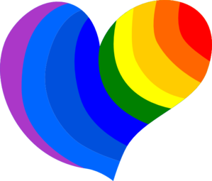Colorful Hearts Clipart | Clipart Panda - Free Clipart Images