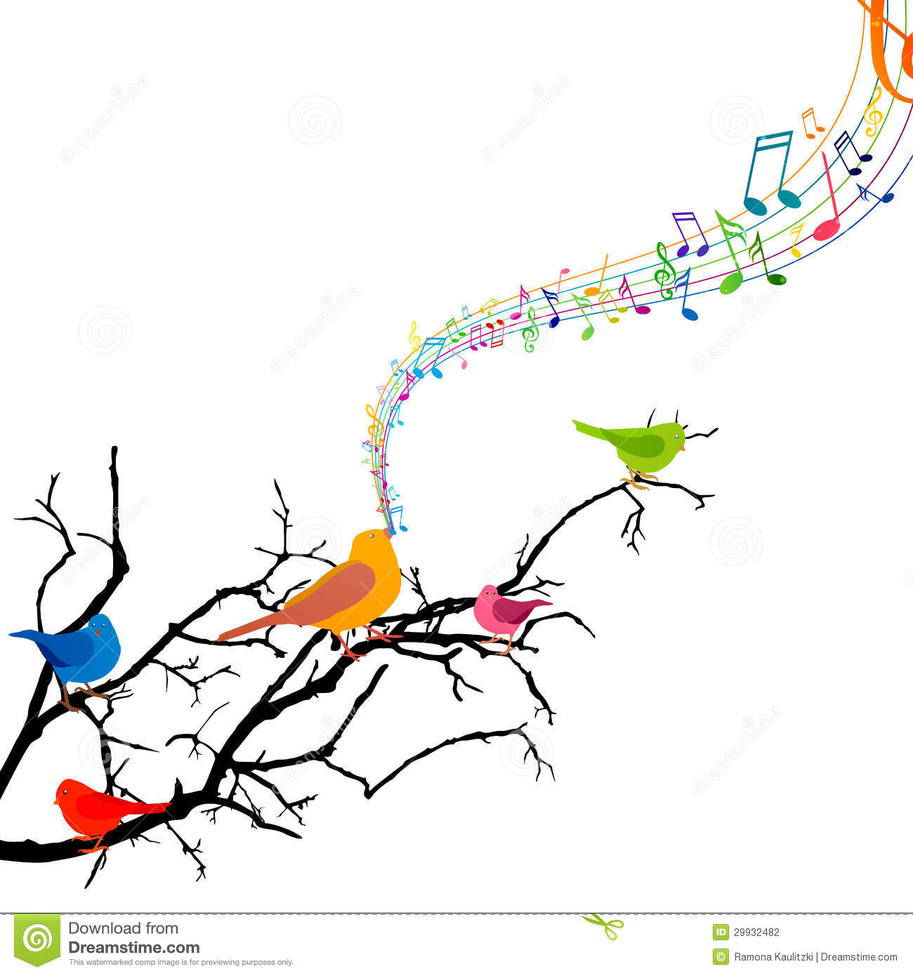 Colorful Musical Notes Clipart | Clipart Panda - Free ...