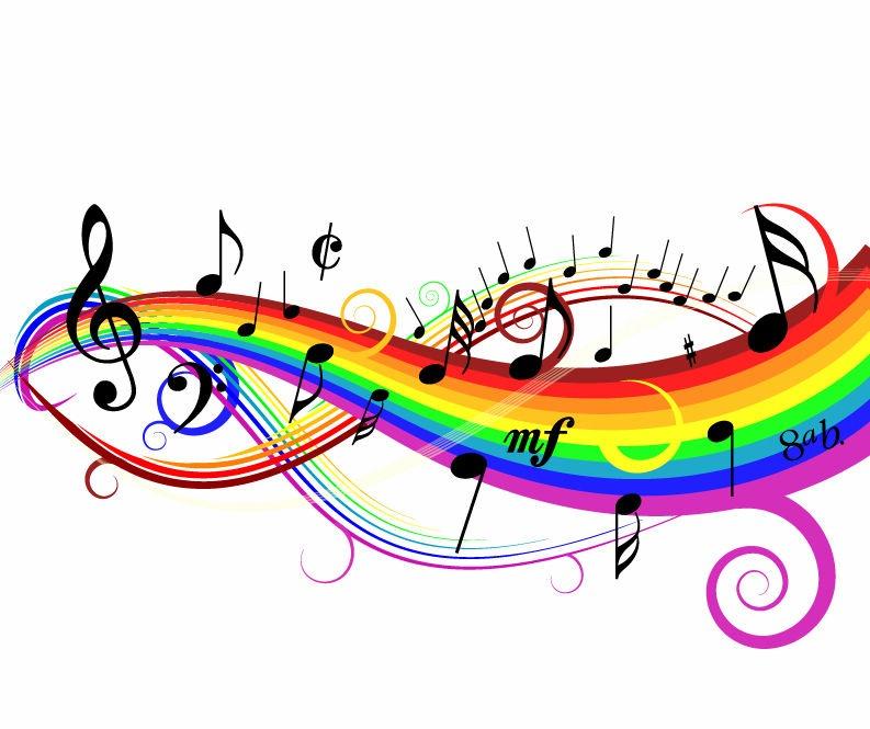 colorful music notes symbols clipart panda free music notes clipart free download music clipart vector free download