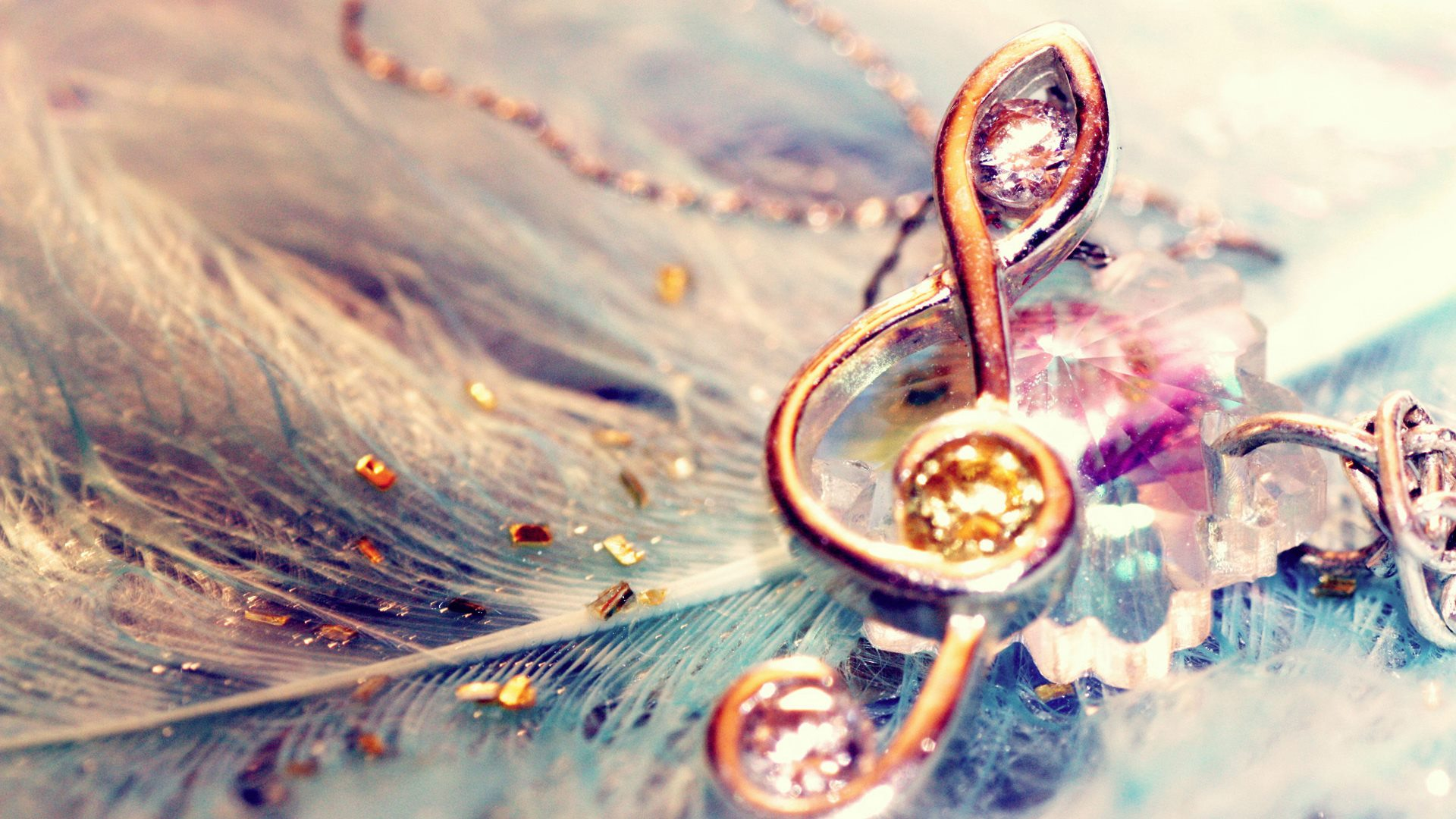 Cute Music Note Wallpaper: Colorful Music Notes Wallpaper