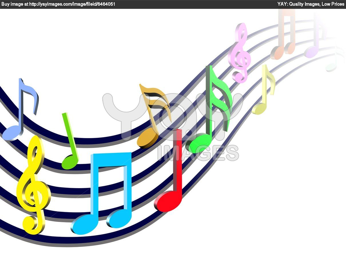 3d colorful music notes wallpaper clipart panda free clipart colorful20music20notes20wallpaper biocorpaavc Image collections