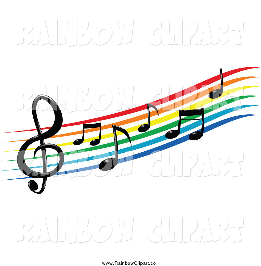 Music Notes Clipart Colorful | Clipart Panda - Free Clipart Images