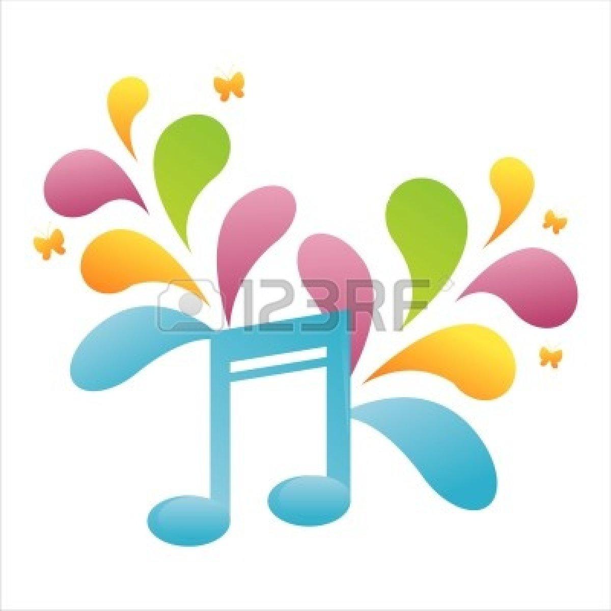Music notes clip art colorful clipart panda free clipart images - Colorful Musical Note Clipart Panda Free Clipart Images