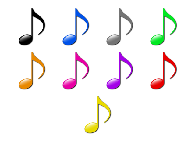 Music Notes Transparent | Clipart Panda - Free Clipart Images  Music Notes Tra...