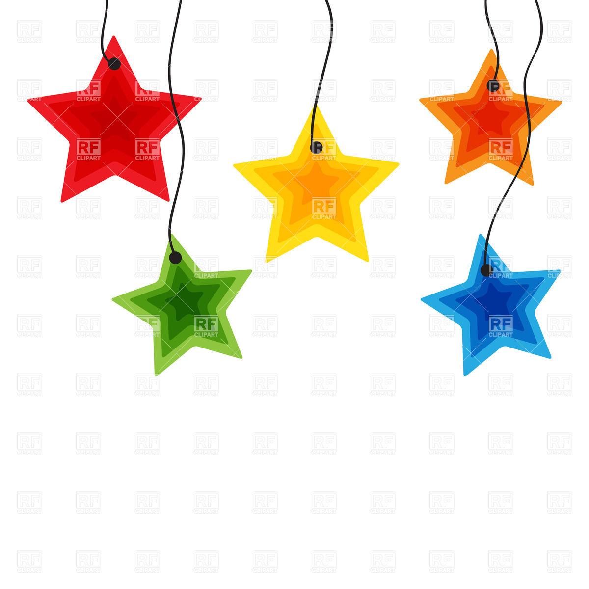 Christmas Stars For Tree