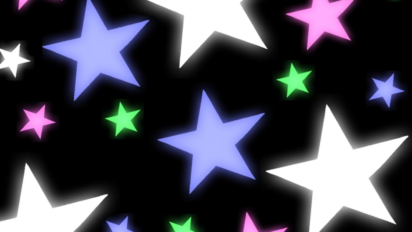 colorful stars wallpaper clipart panda free clipart images