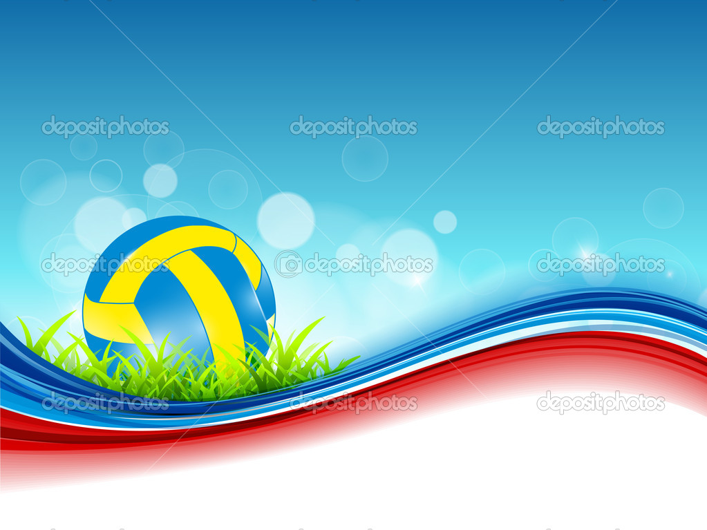 Photo collection colorful volleyball ball backgrounds glowing colorful volleyball illustration stock vector image volleyball background toneelgroepblik Gallery