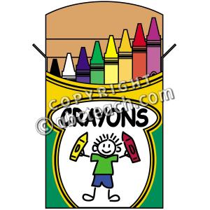 Coloring Clip Art