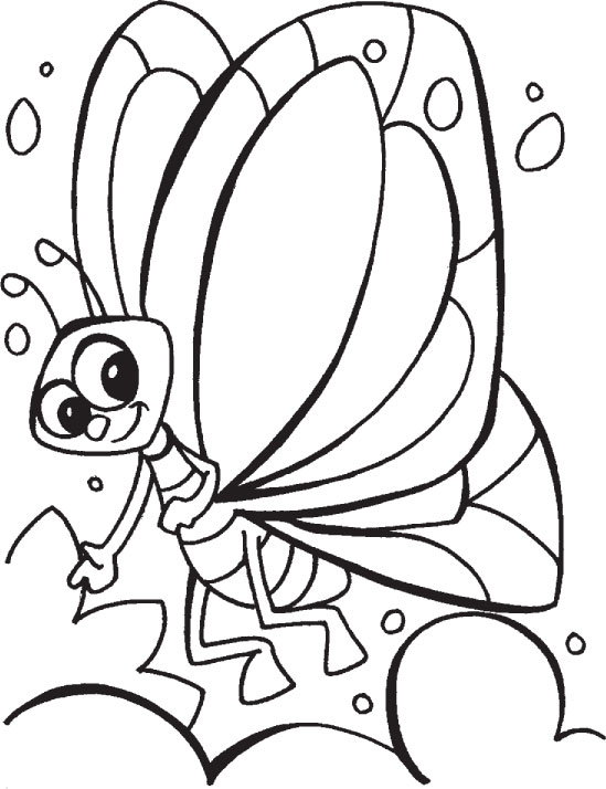 Coloring Pages Clipart Panda