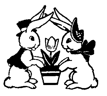 Two Friends Clipart Black And White