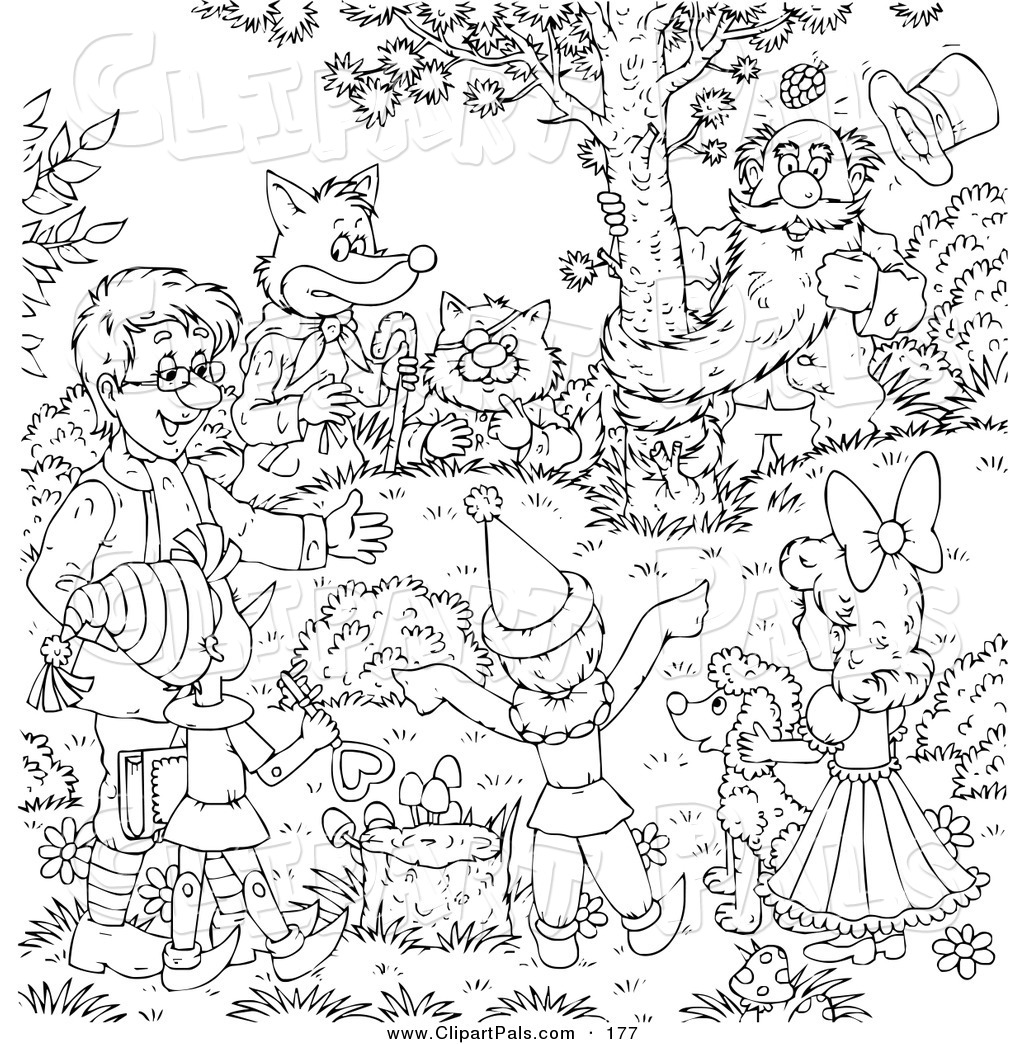 friendship tree template - coloring pages clipart clipart panda free clipart images