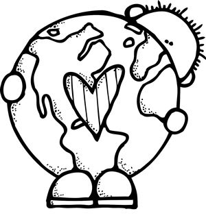 Geography Clipart Black And White | Clipart Panda - Free ...