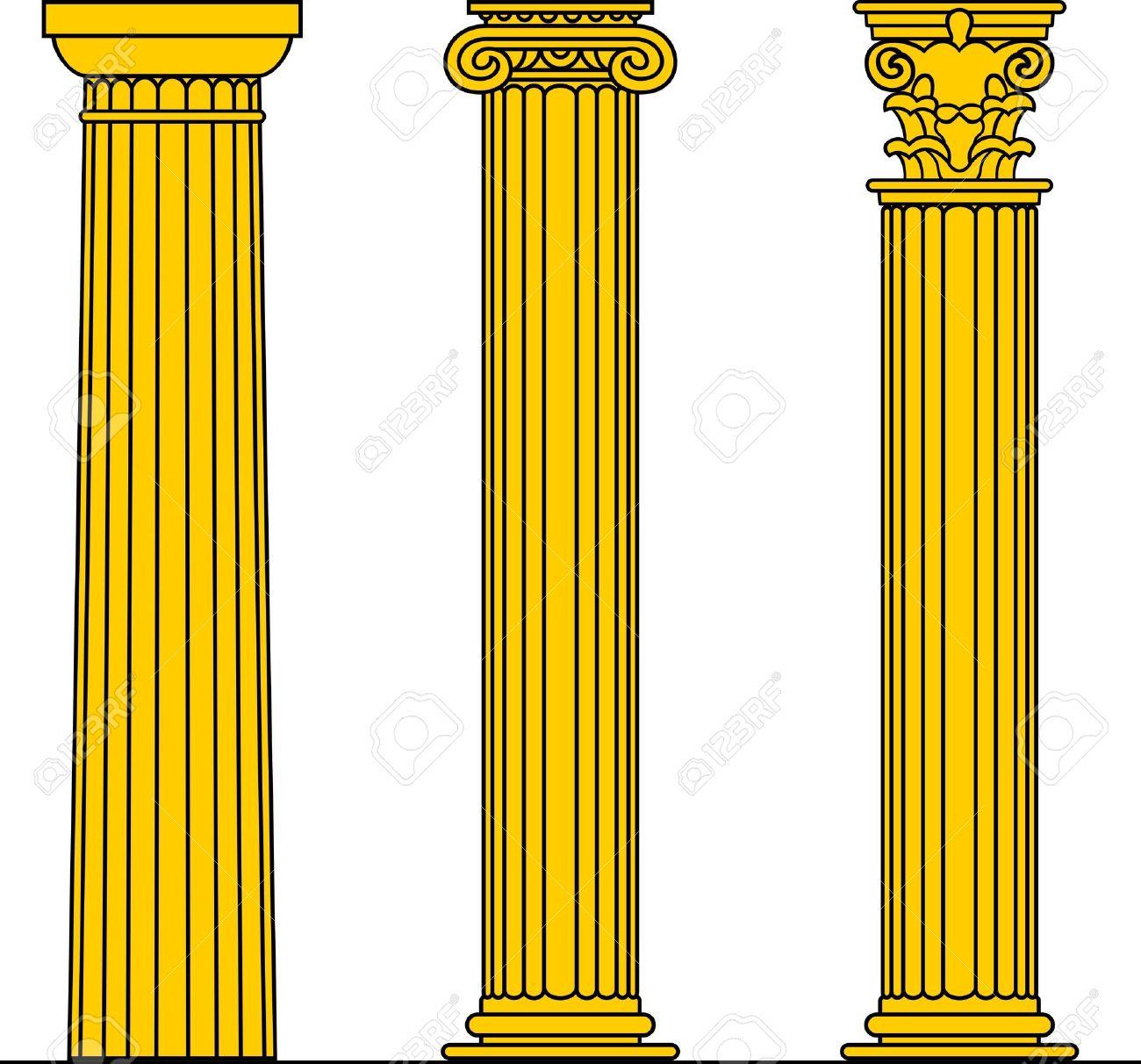 Column Clip Art Free | Clipart - 166.1KB