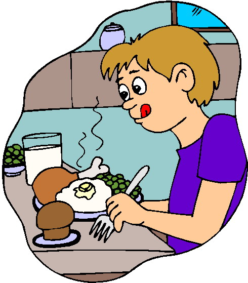 Comer Clipart   Clipart Panda - Free Clipart Images