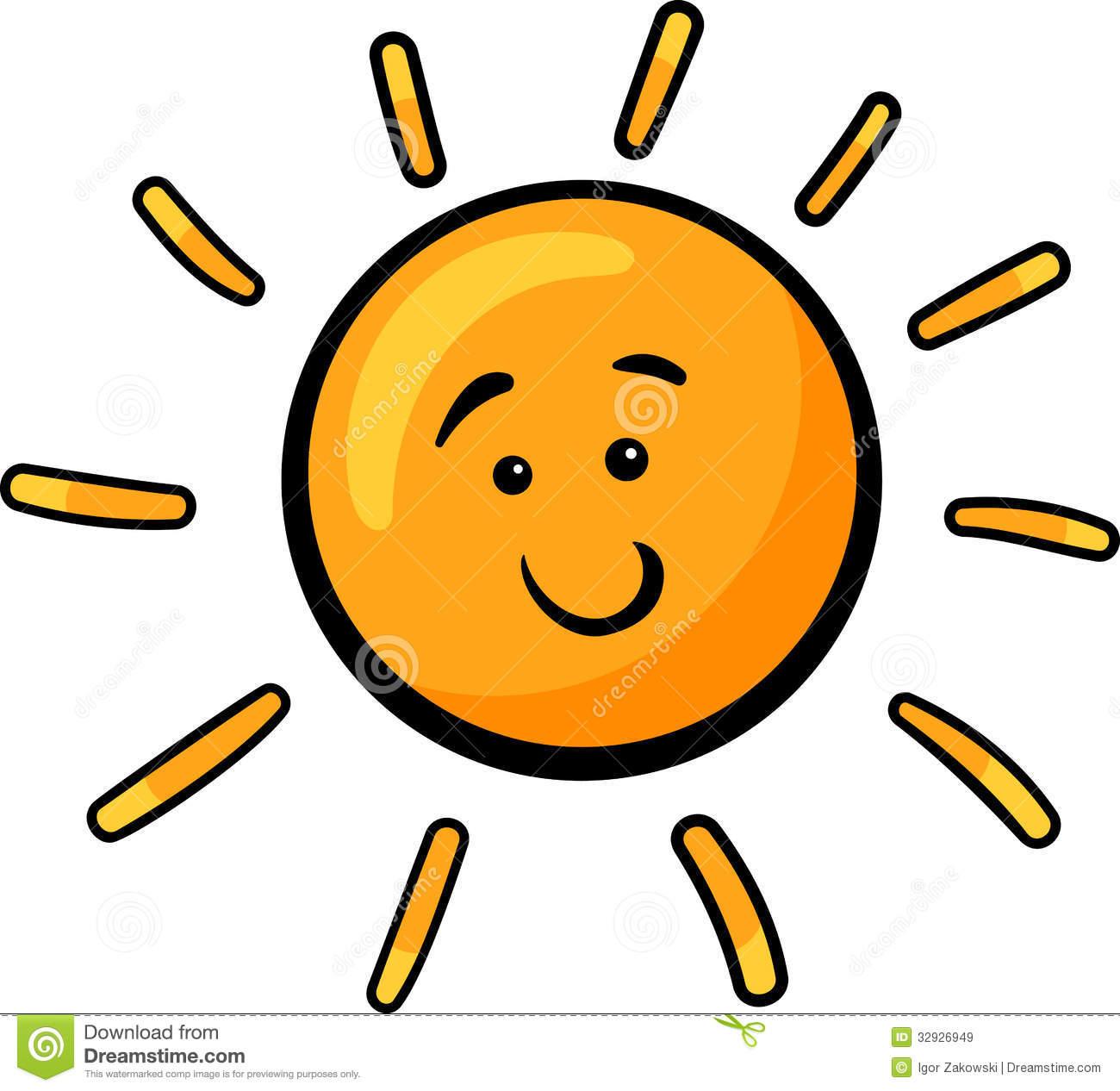 Sunshine With Sunglasses Clipart Cute sun with sunglasses