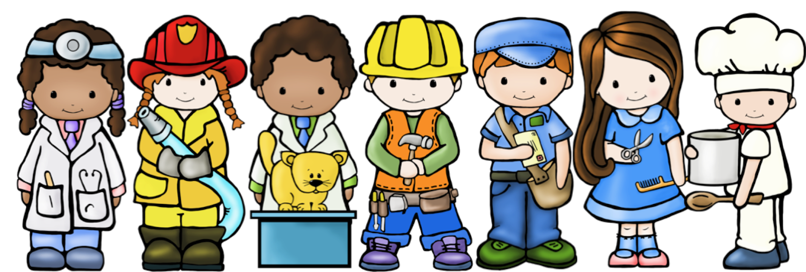 clipart info - Community Workers
