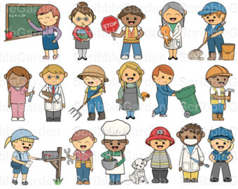 Community Helpers ClipArt  Clipart Panda  Free Clipart Images
