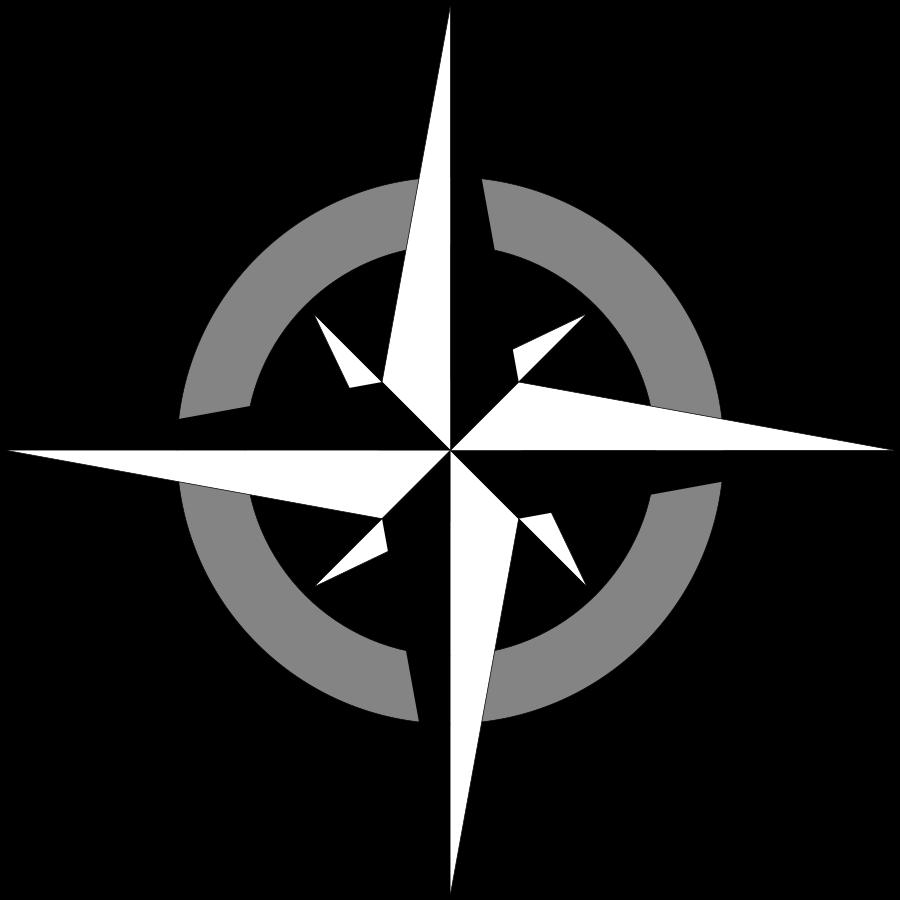 Compass Rose Clip Art