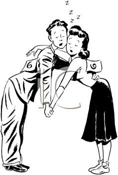 Couple Clipart Black And White | Clipart Panda - Free ...