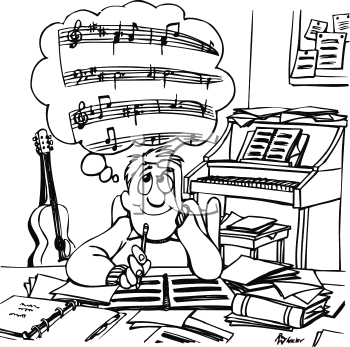 Composer Clipart | Clipart Panda - Free Clipart Images