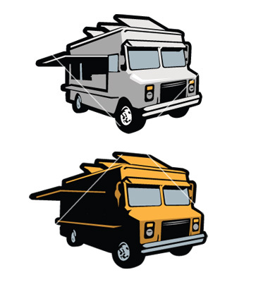 Food Truck Clip Art Pictures