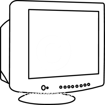 computer%20clipart%20black%20and%20white
