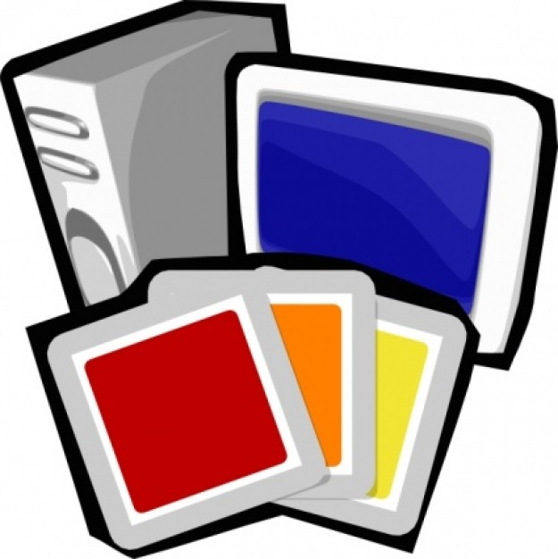 computer clipart images free - photo #48