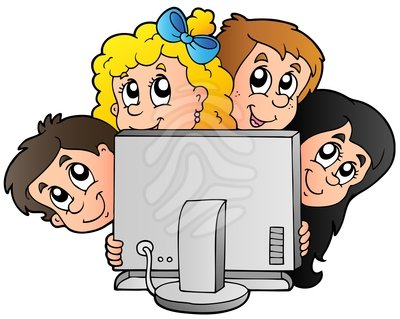 Image result for computer clipart for kids