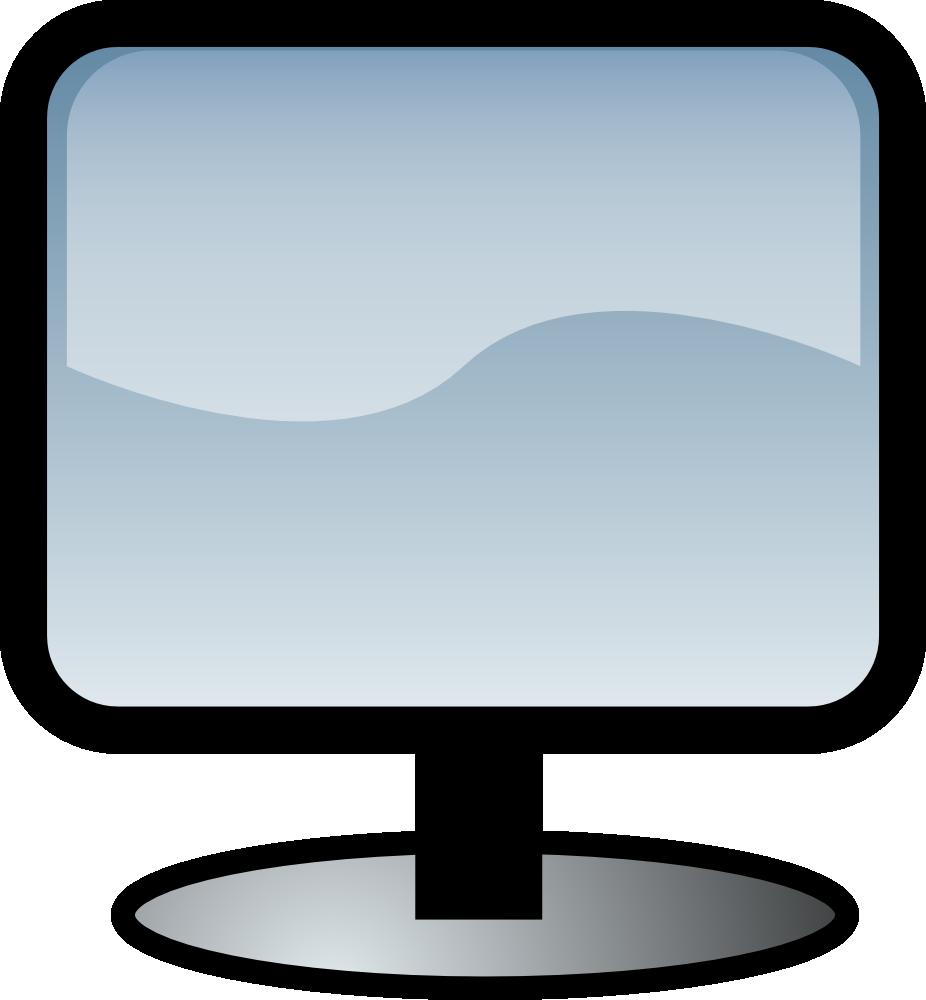 Computer Monitor Clip Art | Clipart Panda - Free Clipart ...