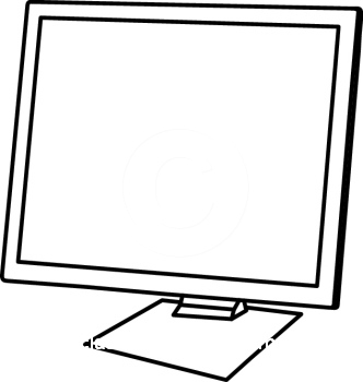Computer Monitor Clipart | Clipart Panda - Free Clipart Images