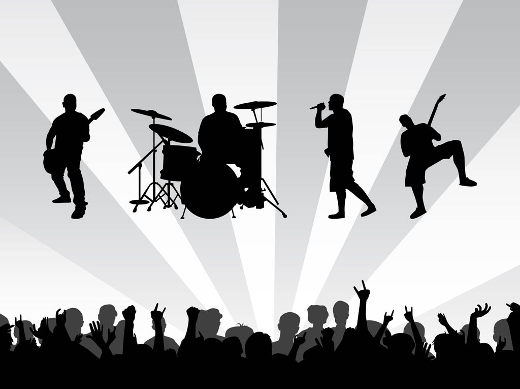 Concert Clipart Free | Clipart Panda - Free Clipart Images
