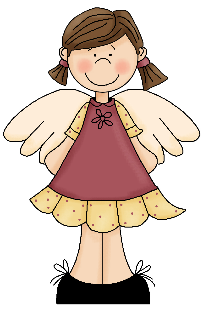 Displaying 20> Images For - Snow Angel Clip Art...