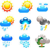 Weather conditions | Clipart Panda - Free Clipart Images
