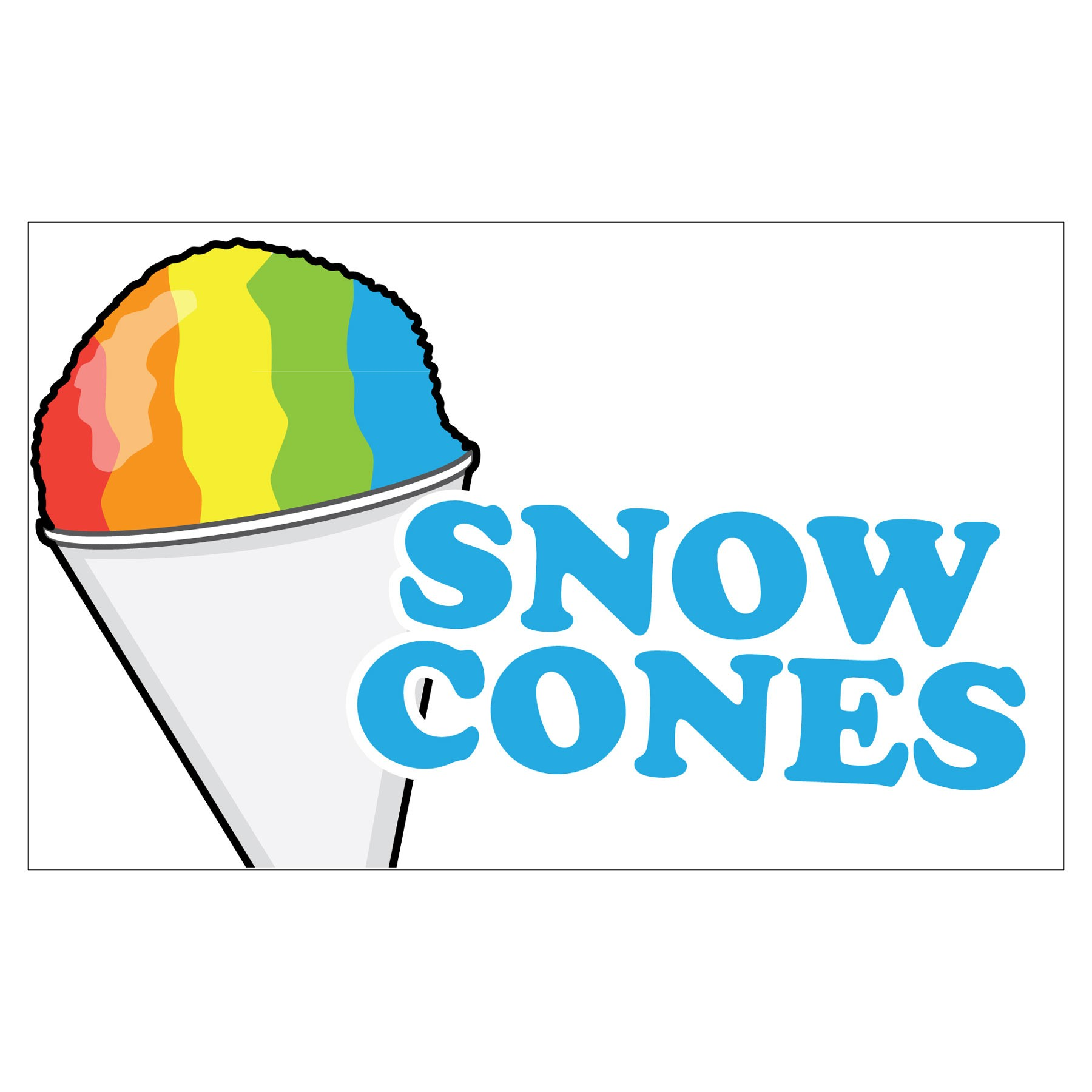 15 snow cone clip art. | Clipart Panda - Free Clipart Images