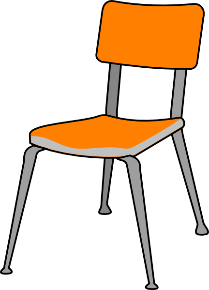 Kids table and chairs clipart clipart panda free for Table chair images