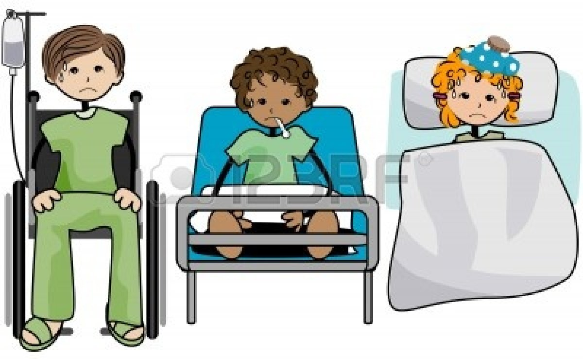 Sick Kids with Clipping Path Clipart Panda Free Clipart Images