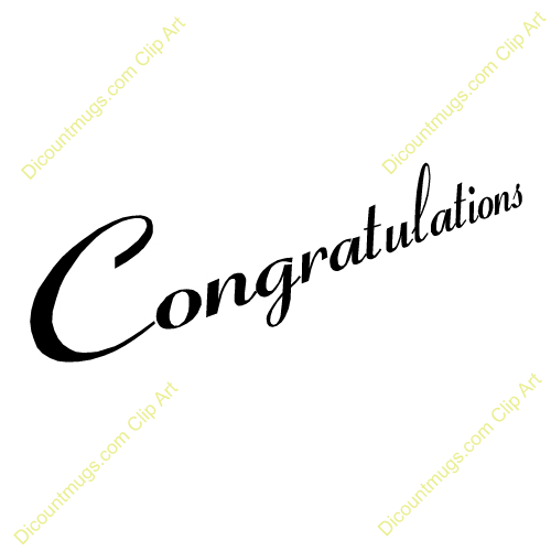congratulation at an angle. | Clipart Panda - Free Clipart Images