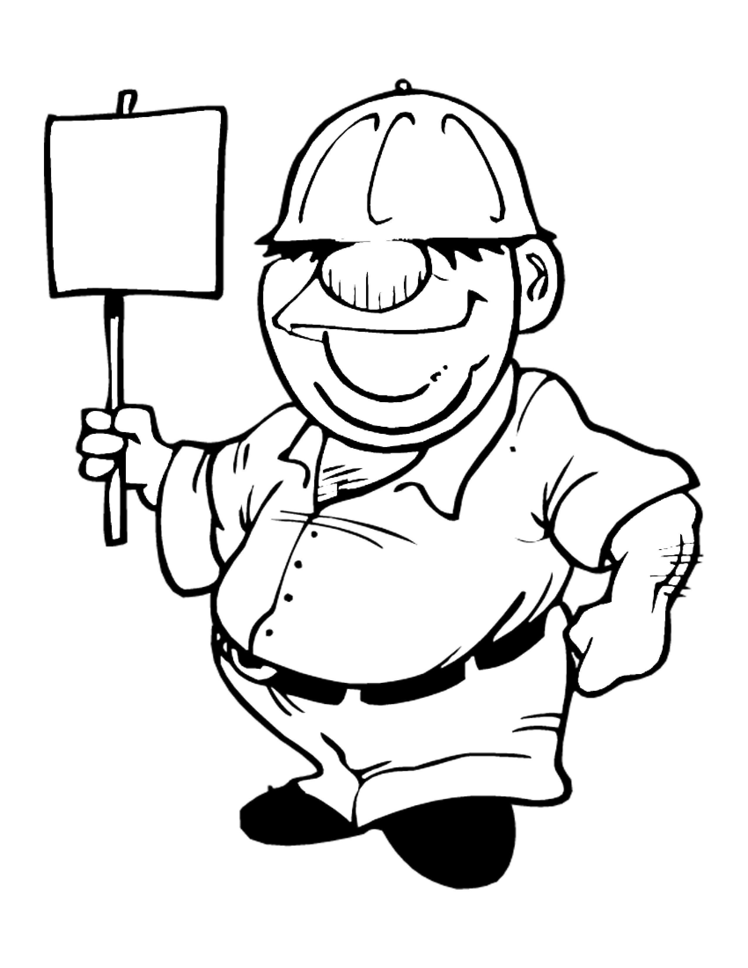Construction machinery coloring pages - Construction 20equipment 20coloring 20pages