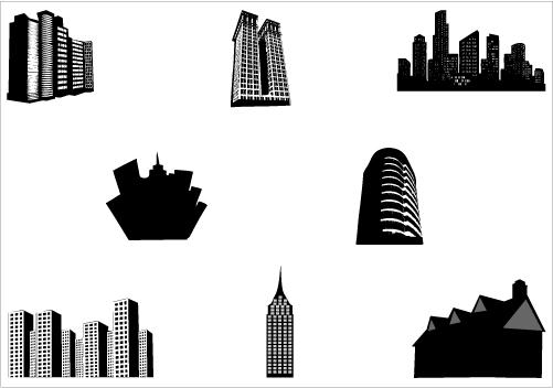 Building Construction Clip Art : Construction house clip art black and white clipart