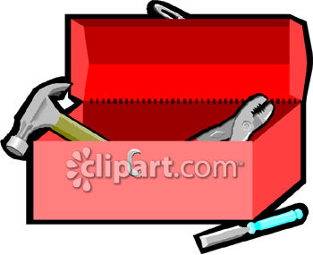 Construction Tools Clipart Black And White | Clipart Panda - Free ...