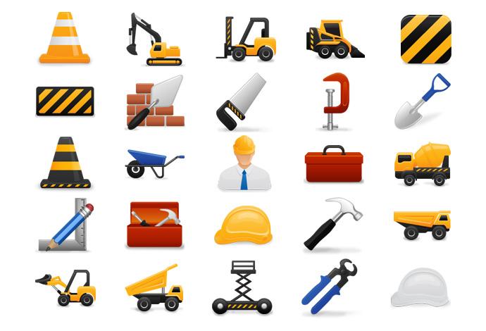 Construction Tools Vector Clipart Panda Free Clipart