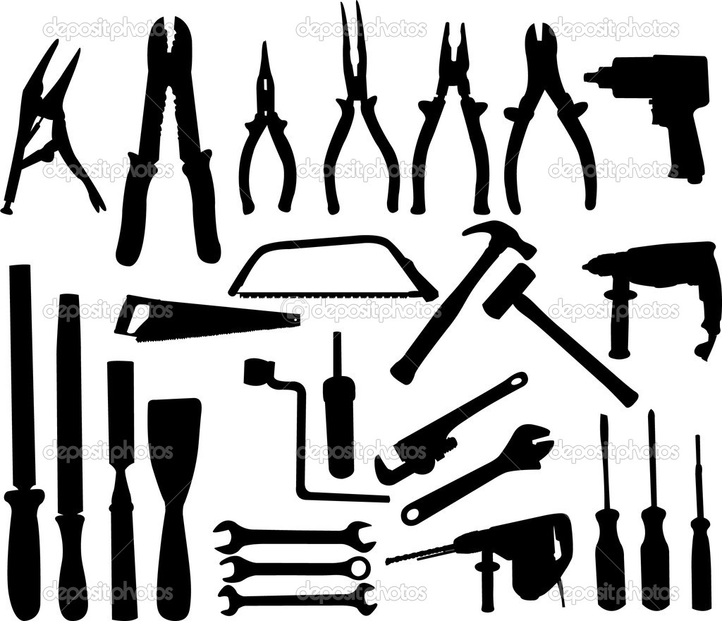 Construction Tools Vector | Clipart Panda - Free Clipart ...